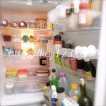 冷蔵庫の中はおしゃれに片付け
